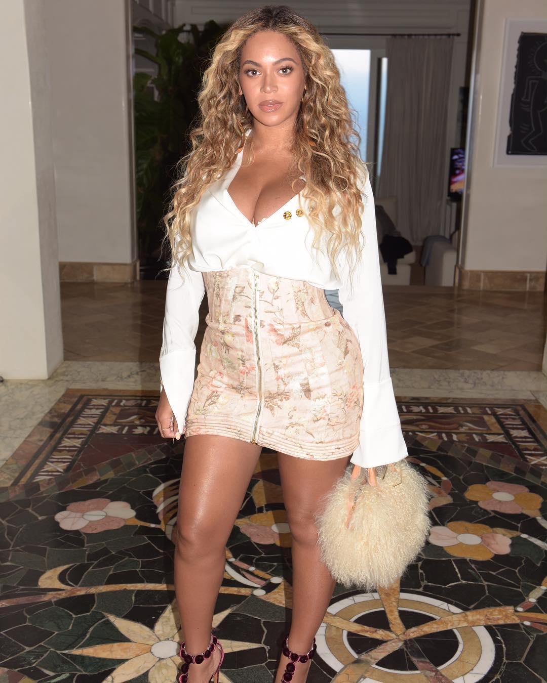 La figura de cera de Beyoncé parece TODO menos Beyoncé