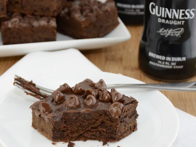 ¿Brownies con cerveza? Checa esta deliciosa receta
