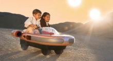 Headbang Fanáticos de Star Wars desearán ser niños otra vez con el Landspeeder