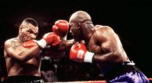 Headbang La legendaria mordida de Tyson a Holyfield cumplío 20 años