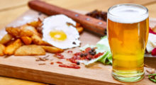 Headbang ¿Cerveza para desayunar? ¡Sí! Tu sueño se ha hecho realidad.
