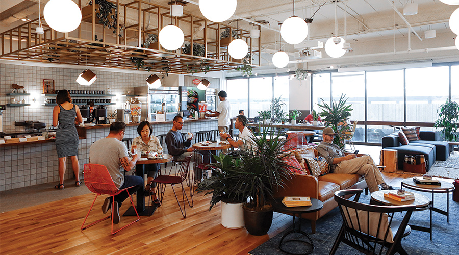 ¿Coworking?, los espacios más 'cool' para trabajar en la CDMX