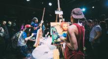 Headbang La competencia de artistas callejeros más cool