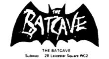 Headbang El mítico Batcave club de UK, cuna de la cultura gótica