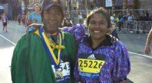 Headbang Maratón de Boston a huarache, la historia de Arnulfo Quimare