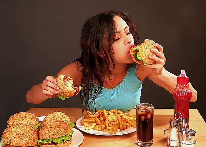 saciar hambre sin engordar