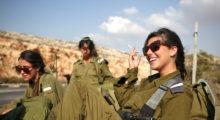 Headbang Conoce la milicia israelí a través de su belleza