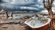Headbang Villa Epecuen – el pueblo que estuvo sumergido bajo el agua por 25 años