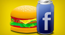 Headbang ¡Ya se puede pedir comida por Facebook!