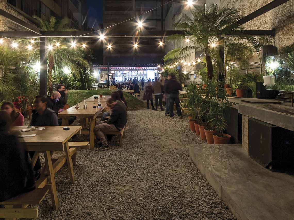 El Garden Cafe Menu