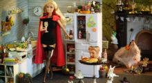 Headbang Las muñecas asesinas de Mariel Clayton