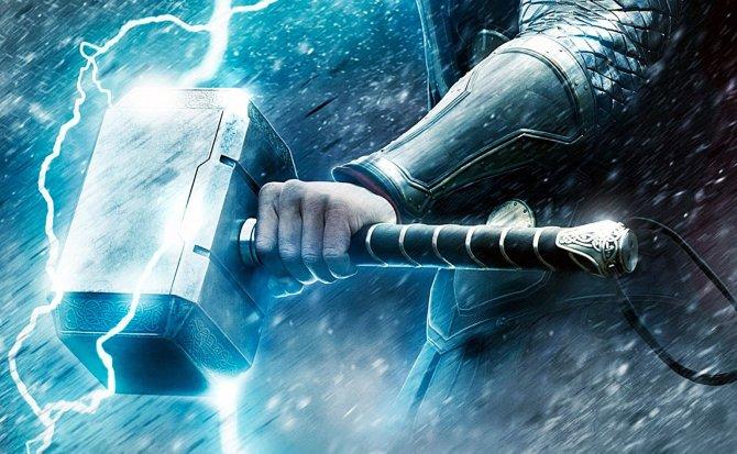 El martillo de Thor, explicado por la ciencia.