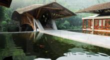 Headbang Simón Vélez y su 'arquitectura vegetariana' que revolucionó el uso del Bambú