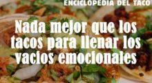 Headbang La Tacopedia, la Biblia de los tacos, ¡sólo para conocedores!