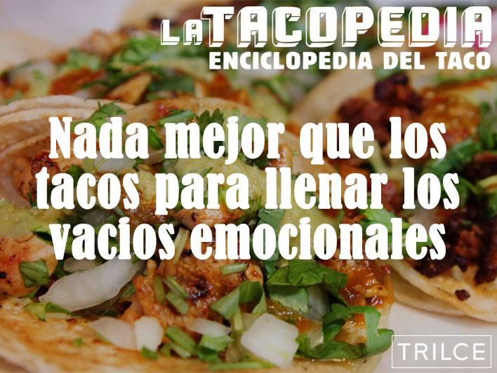 La Tacopedia, la Biblia de los tacos, ¡sólo para conocedores!