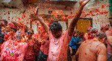 Headbang La Tomatina de Buñol, un fiesta muy peculiar en el este de España