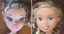 Headbang Tree Change Dolls, un proyecto que convierte a las muñecas sensuales en niñas bien