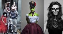 Headbang Los top disfraces de Halloween del 2017