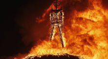 Headbang BURNINGMAN, el festival más radical y excéntrico en medio del desierto