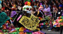 Headbang Así se vivió el desfile de día de muertos 2017