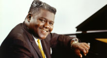 Headbang Fats Domino, uno de los últimos reyes del rock and roll nos dice adiós
