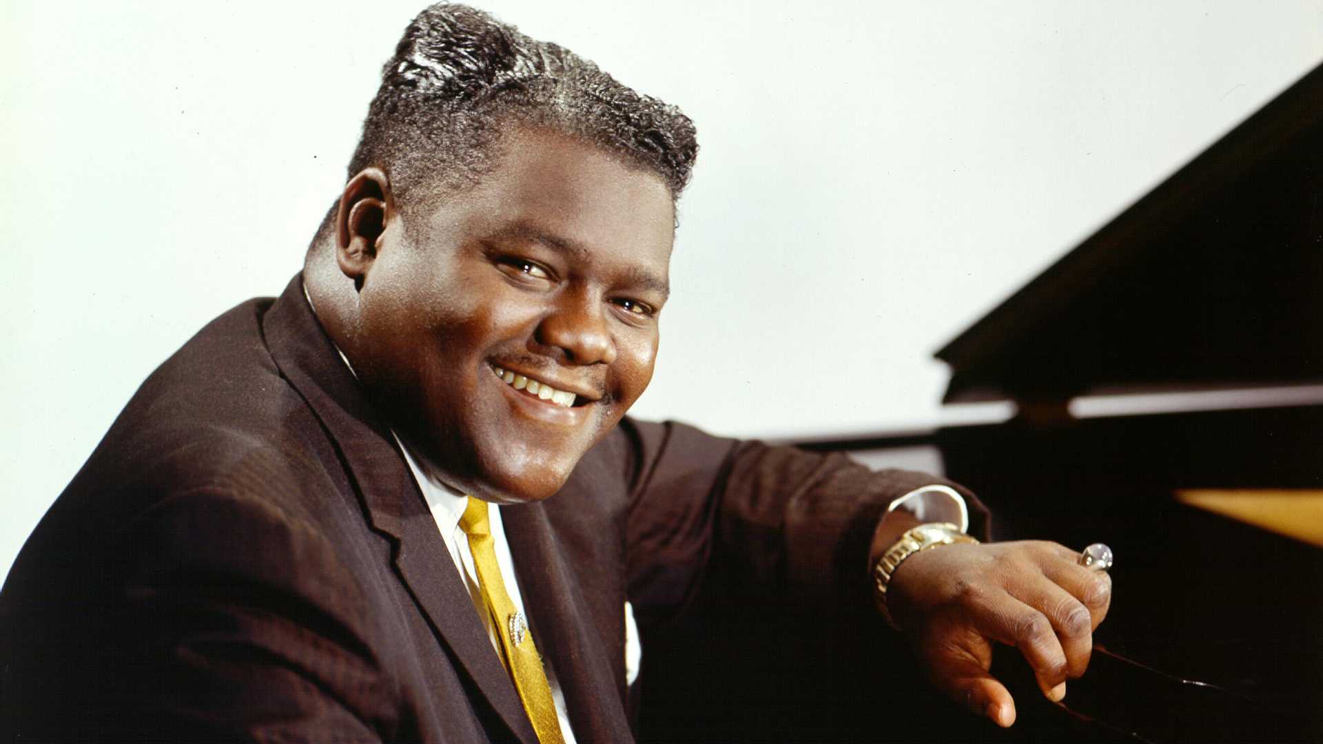 Fats Domino, uno de los últimos reyes del rock and roll nos dice adiós