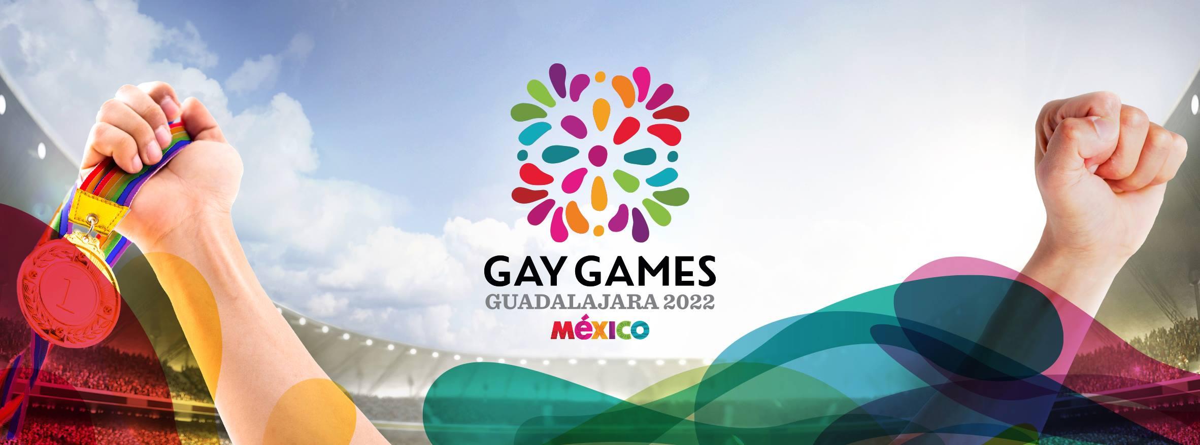 Guadalajara aspira ser la sede de los Gay Games 2022