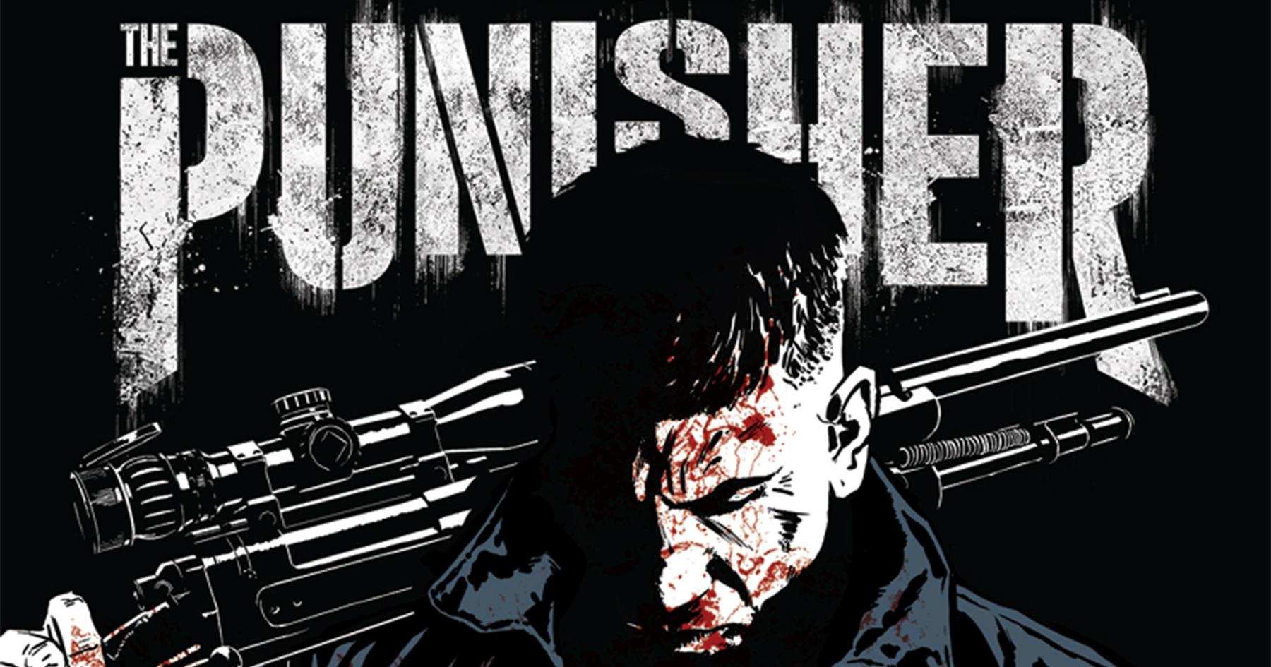 The Punisher estrena adelanto y fecha de lanzamiento
