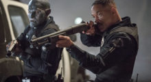 Headbang Mira el tráiler de Bright, la nueva peli de Will Smith en Netflix