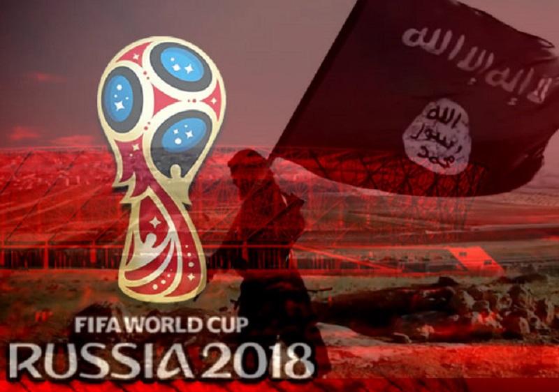 ISIS y sus amenazas para el mundial de Rusia