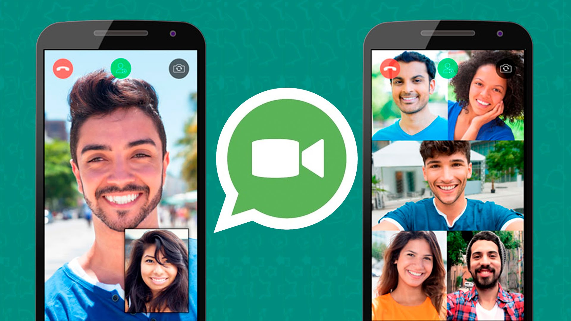 WhatsApp se renueva ahora con función grupal