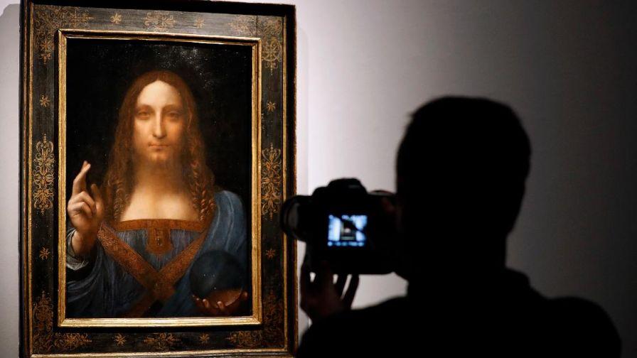 La obra de Da Vinci que paralizó el mundo