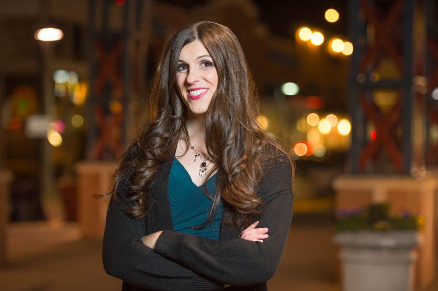 La primer legisladora trans hace historia en los Estados Unidos