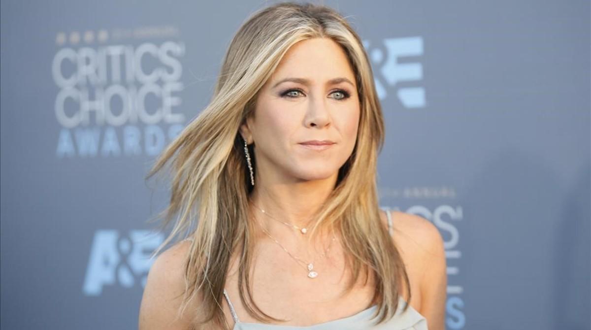 Apple regresa a Jennifer Aniston a la TV