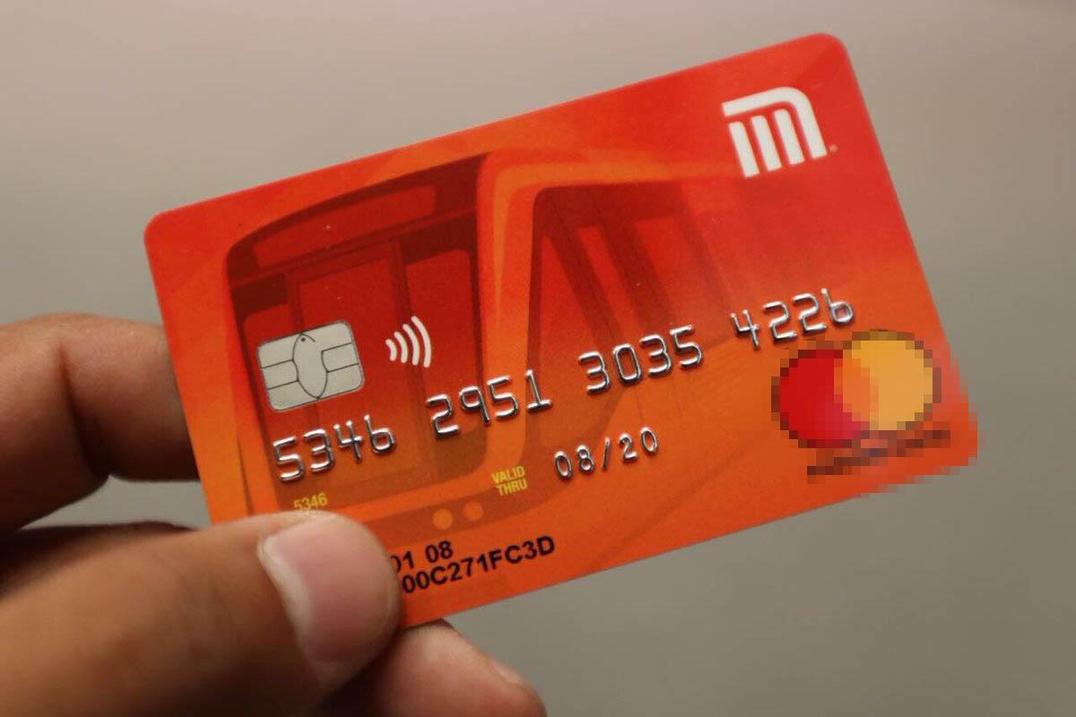 ¡Solo tarjeta de débito! La nueva forma de pagar el metro en la CDMX