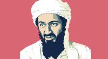 Headbang Osama Bin Laden fan de los videojuegos y el anime reveló archivo de la CIA
