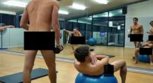 Headbang Gym al desnudo, primer gimnasio donde podrás hacer ejercicio como dios te trajo al mundo