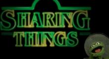"""Headbang La fiebre de """"Stranger Things"""" llegó hasta Plaza Sésamo"""