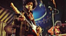 Headbang Junta la quincena, subastarán guitarra de Hendrix y varios rockstars