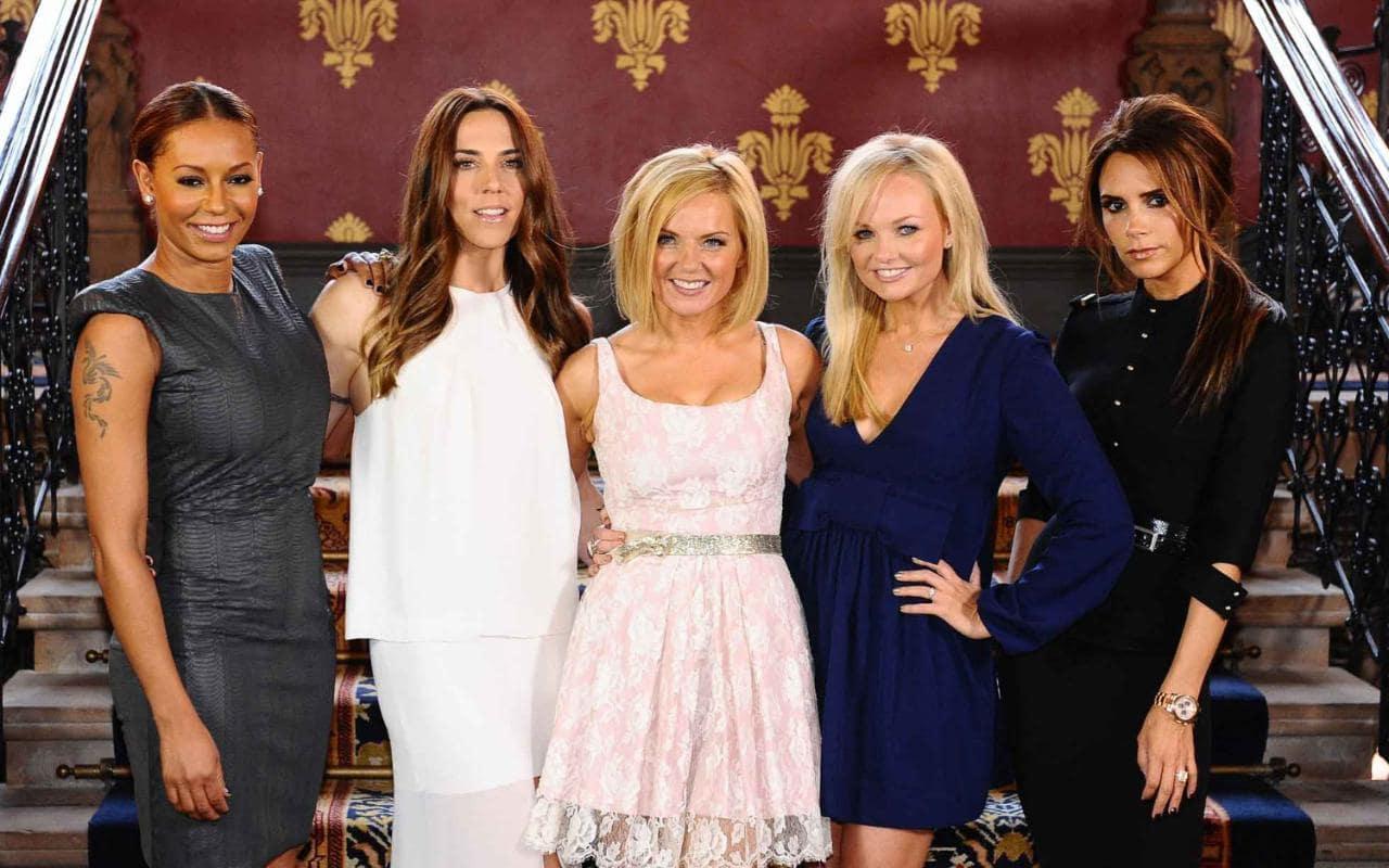 Paren todo,  The Spice Girls se reúnen y harán gira