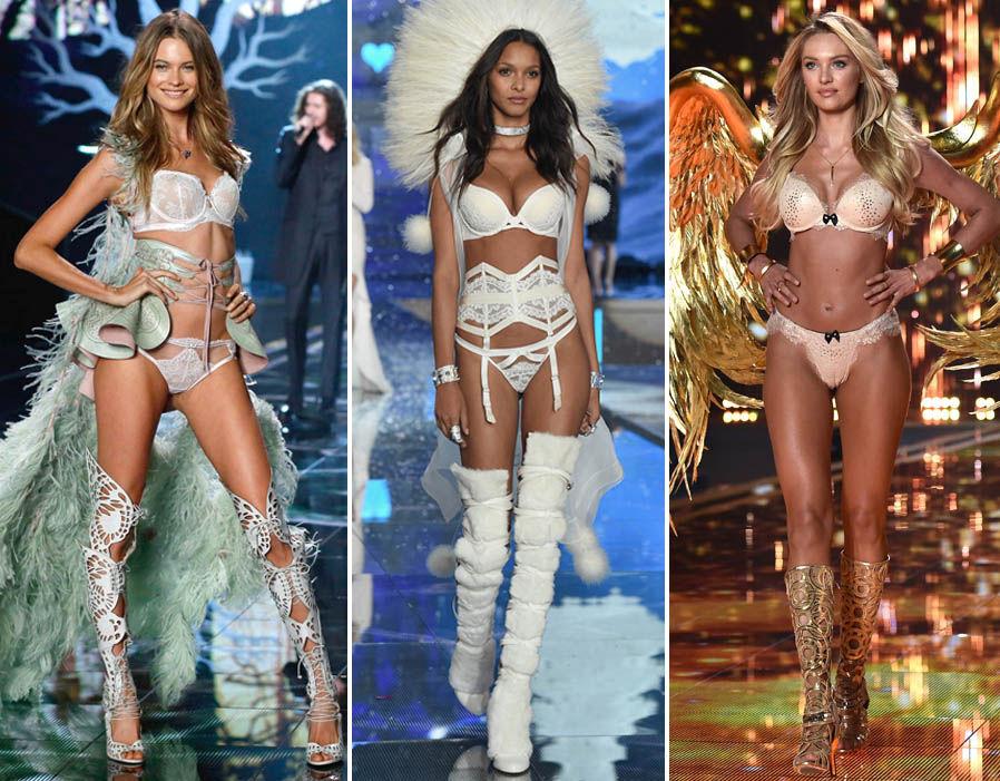 Estas súper modelos no podrán desfilar en el Victoria´s Secret Show y todos lloramos