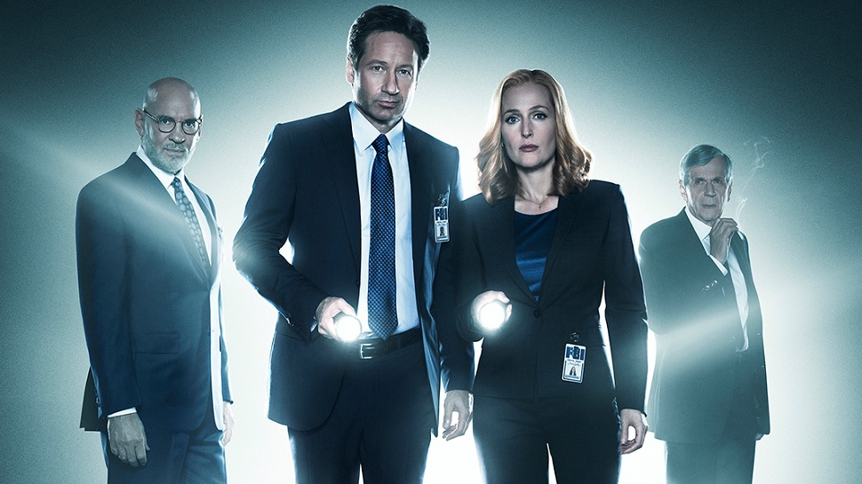 X-Files regresará en 2018