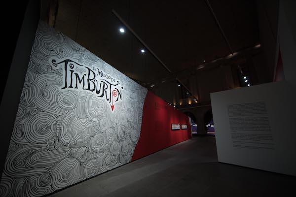 "Todo listo para ""El mundo de Tim Burton"" estrene en México"