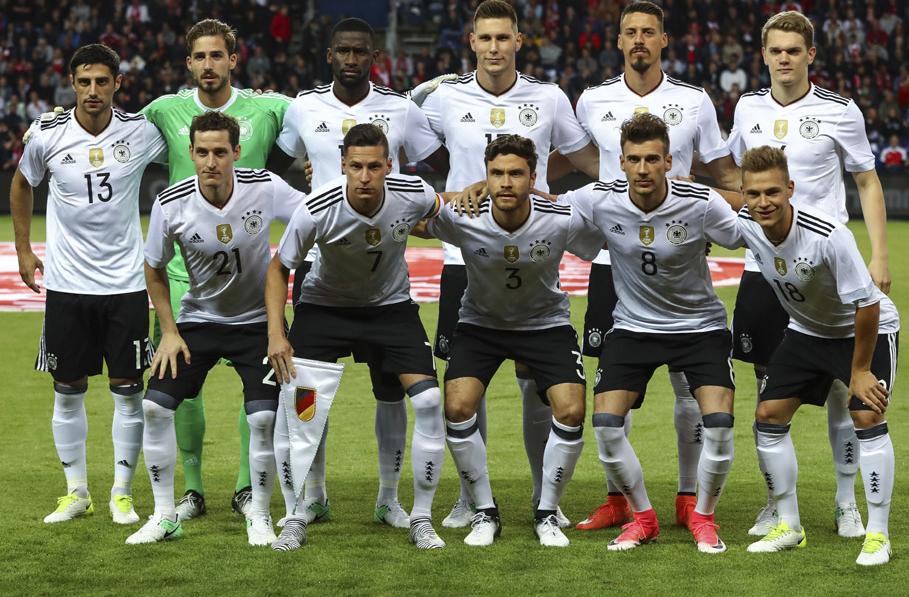 Esto es lo que ganaría la selección Alemana si vuelve a ser campeón del mundo y le gana a México