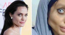 Headbang Conoce a la chica iraní que se transformó en Angelina Jolie
