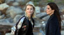 """Headbang Sandra Bullock, Rihanna y Anne Hathaway las nuevas protagonizaste del remake de """"La Gran Estafa"""""""