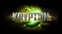 "Headbang ""Krypton"" la precuela de Superman llegará en 2018"