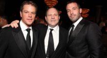 Headbang Piden sacar a Matt Damon de la nuevo peli de Ocean´s 8 por sus declaraciones sobre el abuso sexual
