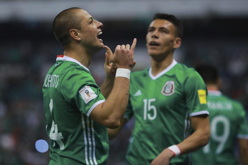 Así quedaron los rivales de México en Rusia 2018