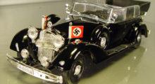 Headbang El Mercedes Benz de Hitler está a la venta ¿lo comprarías?